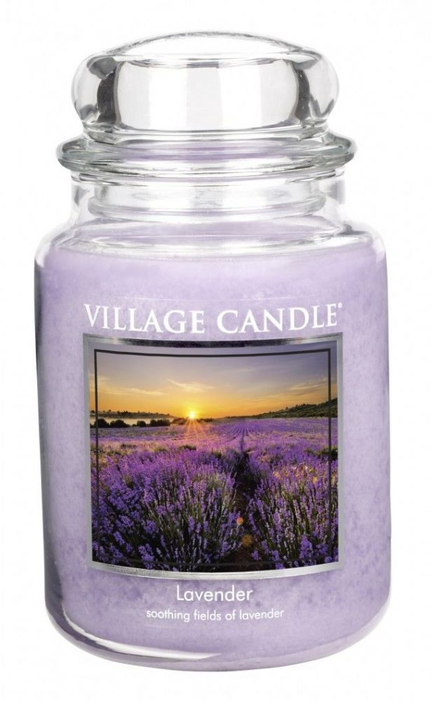 Village Candle Lavender (Select Size)